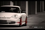 Exotic Spotting in Sydney: Porsche 996 GT3 RS