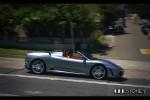 cel Photos Exotic Spotting in Sydney: Ferrari F430 Spider