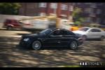 Black   Exotic Spotting in Sydney: Mercedes CLK 63 AMG Black Series
