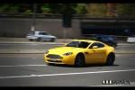 Photos aston Australia Exotic Spotting in Sydney: Aston Martin AMV8 Vantage