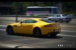 Aston   Exotic Spotting in Sydney: Aston Martin AMV8 Vantage