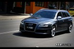 Audi   Exotic Spotting in Sydney: Audi RS6 Avant