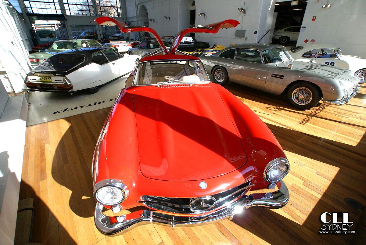 Mercedes-Benz 1955 300SL