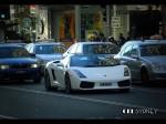 Street   Exotic Spotting in Sydney: Lamborghini Gallardo Spyder