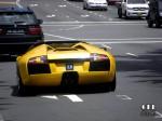 Exotic Spotting in Sydney: Lamborghini Murcielago Roadster