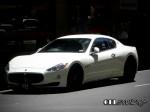Gran   Exotic Spotting in Sydney: Maserati Granturismo