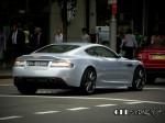 Aston dbs Australia Exotic Spotting in Sydney: Aston Martin DBS