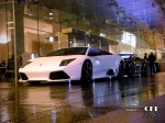 Street   Exotic Spotting in Sydney: Lamborghini Murcielago LP640 + Gallardo LP550-2 Valentino Balboni
