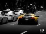 cel Photos Exotic Spotting in Sydney: Lamborghini Murcielago LP670-4 SV