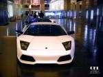 BMW _550 Australia Exotic Spotting in Sydney: Lamborghini Murcielago LP640 + Gallardo LP550-2 Valentino Balboni
