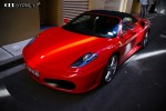cel Photos Exotic Spotting in Sydney: Ferrari F430 Spider