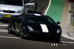 cel Photos Exotic Spotting in Sydney: Lamborghini Gallardo Valentino Balboni LP550-2