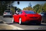 Ferrari _599 Australia Exotic Spotting in Sydney: Ferrari 599 GTB Fiorano