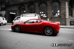 Exotic Spotting in Sydney: Ferrari F430