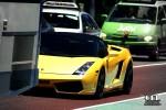 Lamborghini gallardo Australia Exotic Spotting in Sydney: Lamborghini Gallardo Spyder