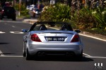 Mercedes   Exotic Spotting in Sydney: Mercedes SLK 55 AMG