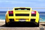 Sydney   Exotic Spotting in Sydney: Lamborghini Gallardo