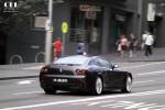 Ferrari _612 Australia Exotic Spotting in Sydney: Ferrari 612 Scaglietti