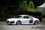 cel Photos Exotic Spotting in Sydney: Audi R8 V10