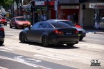 Black   Exotic Spotting in Sydney: Lexus ISF
