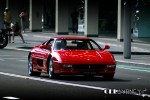 Ferrari _355 Australia Exotic Spotting in Sydney: Ferrari F355 Berlinetta
