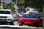 Qld   Exotic Spotting in Sydney: Ferrari F430