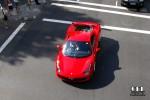 Sydney   Exotic Spotting in Sydney: Ferrari 458 Italia