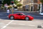 Exotic Spotting in Sydney: Ferrari 458 Italia