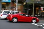 Photos street Australia Exotic Spotting in Sydney: Ferrari 360 Modena