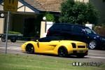 cel Photos Exotic Spotting in Sydney: Lamborghini Gallardo Spyder