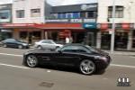 Mercedes   Exotic Spotting in Sydney: Mercedes SLS AMG