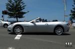 Cab   Exotic Spotting in Sydney: Maserati GranCabrio