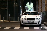 Sports   Exotic Spotting in Sydney: Bentley Continental Supersports