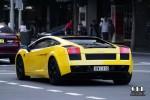 Sydney   Exotic Spotting in Sydney: Lamborghini Gallardo SE