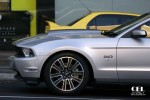 GT   Exotic Spotting in Sydney: Ford Mustang GT 5.0