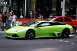 Street   Exotic Spotting in Singapore: Lamborghini Murcielago LP640