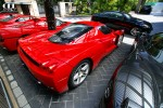 Ferrari _512 Australia Exotic Spotting in Singapore: Ferrari Enzo, F50, F40, F512M, Zonda F