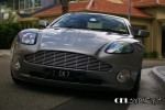 Exotic Spotting in Sydney: Aston Martin Vanquish