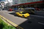 Street   Exotic Spotting in Singapore: Ferrari 458 Italia
