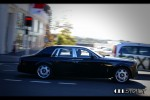 Exotic Spotting in Sydney: Rolls-Royce Phantom Black