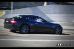 Wallpaper   Exotic Spotting in Sydney: Maserati GranTurismo S