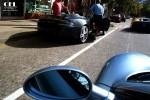 Aston dbs Australia Exotic Spotting in Sydney: Aston Martin DBS Volante - Ferrari 360 Modena - Lamborghini Murcielago LP670-4 SV