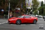 Photos street Australia Exotic Spotting in Sydney: Lotus Evora S