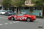 cel Photos Exotic Spotting in Sydney: Ferrari 360 Spider