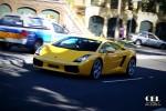 Lamborghini   Exotic Spotting in Sydney: Lamborghini Gallardo