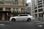 cel Photos Exotic Spotting in Sydney: Mercedes E 63 AMG