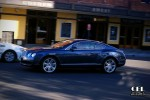 cel Photos Exotic Spotting in Sydney: Bentley Continental GT Diamond Series