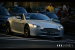 Aston   Exotic Spotting in Sydney: Aston Martin V8 Vantage N400 Roadster