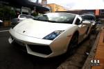 Sydney   Exotic Spotting in Sydney: Lamborghini Gallardo LP560-4