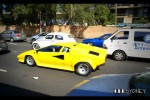 Lamborgini   Exotic Spotting in Sydney: Lamborgini Countach